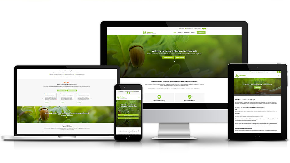 treetops chartered accountants website