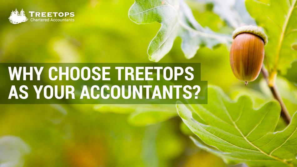 why choose treetops are your accountants